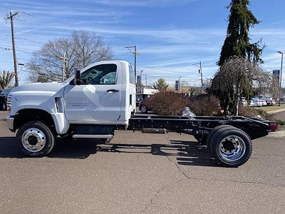 2021 Chevrolet Silverado 5500 Regular Cab DRW 4x4, Cab Chassis #1360R - photo 2