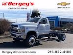 2021 Chevrolet Silverado 5500 Regular Cab DRW 4x4, Cab Chassis #1360R - photo 1