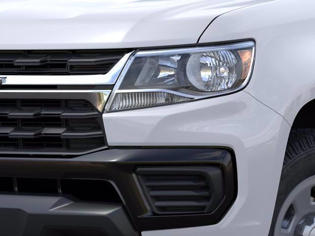 2021 Chevrolet Colorado Extended Cab 4x2, Pickup #1387R - photo 8