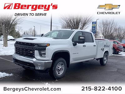 2021 Chevrolet Silverado 2500 Crew Cab 4x2, Reading SL Service Body #1401R - photo 1