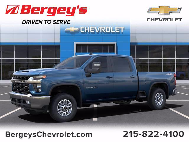 2021 Chevrolet Silverado 2500 Crew Cab 4x4, Pickup #1441R - photo 1