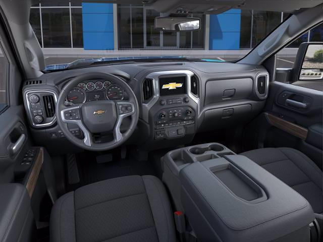 2021 Chevrolet Silverado 2500 Crew Cab 4x4, Pickup #1441R - photo 2