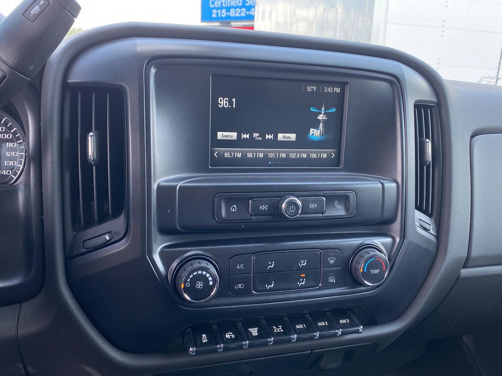 2021 Chevrolet Silverado 5500 Regular Cab DRW 4x2, Rugby Landscape Dump #1454R - photo 7