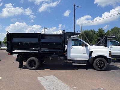 2021 Chevrolet Silverado 5500 Regular Cab DRW 4x2, Rugby Landscape Dump #1454R - photo 4
