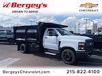 2021 Chevrolet Silverado 5500 Regular Cab DRW 4x2, Rugby Landscape Dump #1454R - photo 1