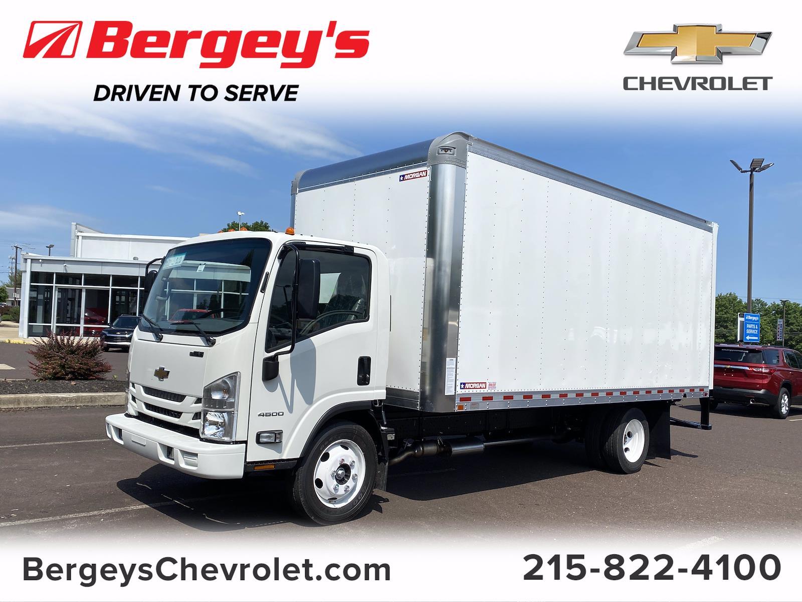 2021 Chevrolet LCF 4500 4x2, Dry Freight #1637R - photo 1