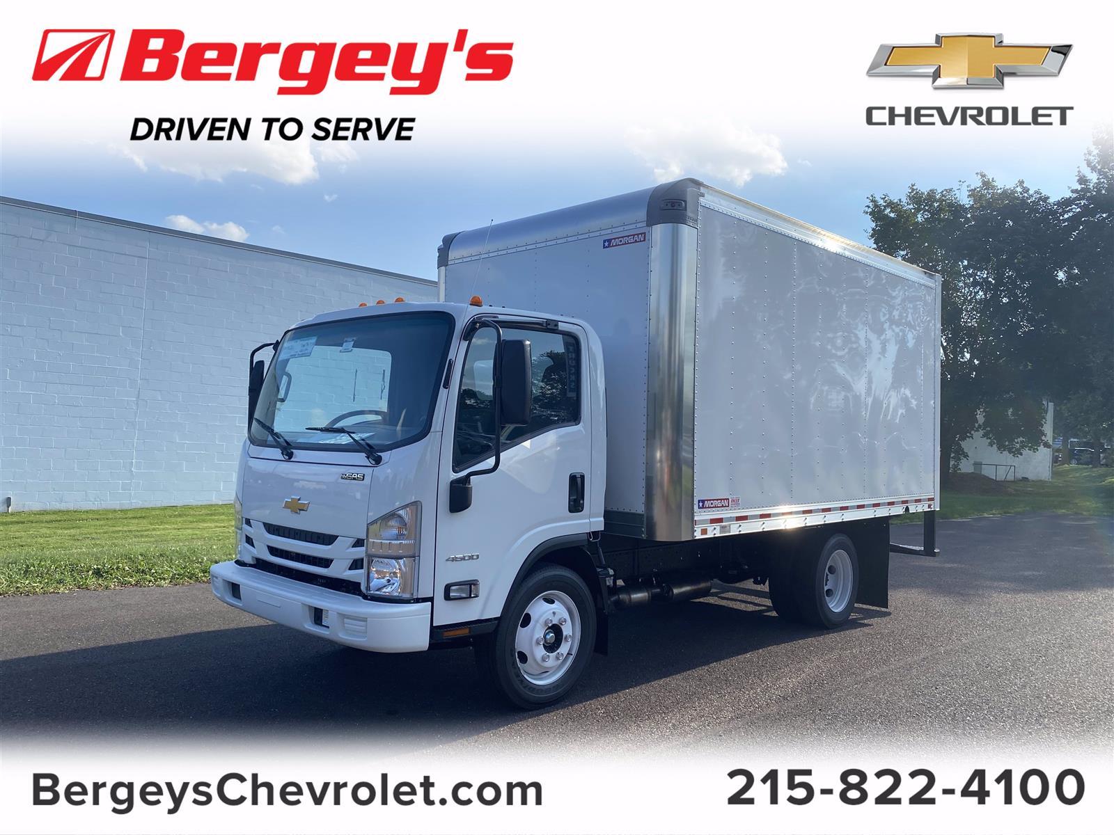 2020 Chevrolet LCF 4500 Regular Cab 4x2, Morgan Dry Freight #1750Q - photo 1