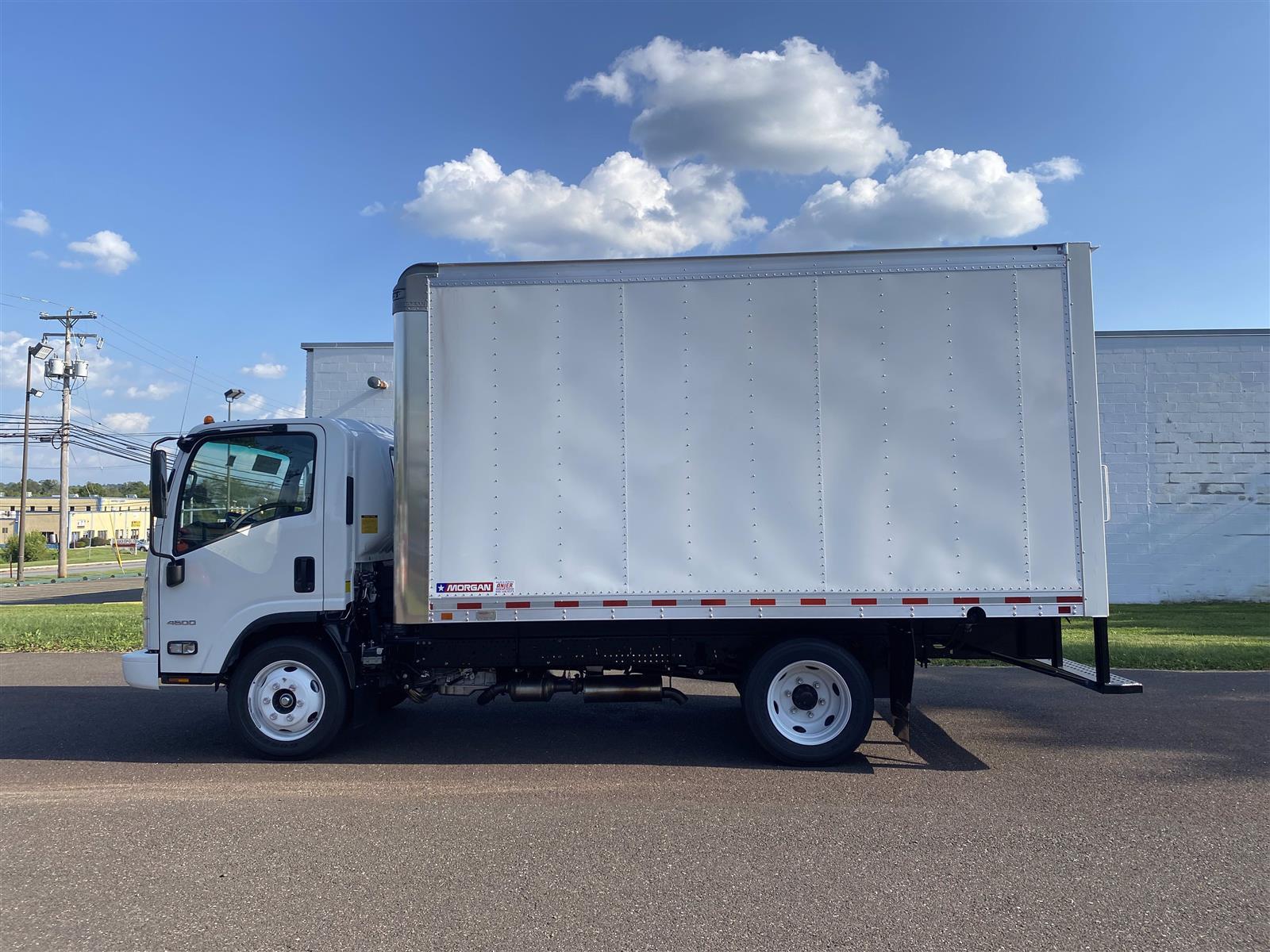 2020 Chevrolet LCF 4500 Regular Cab 4x2, Morgan Dry Freight #1750Q - photo 15