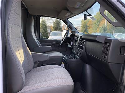 2020 Chevrolet Express 3500 4x2, Service Utility Van #1989Q - photo 12