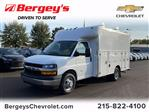 2020 Chevrolet Express 3500 4x2, Service Utility Van #1989Q - photo 1