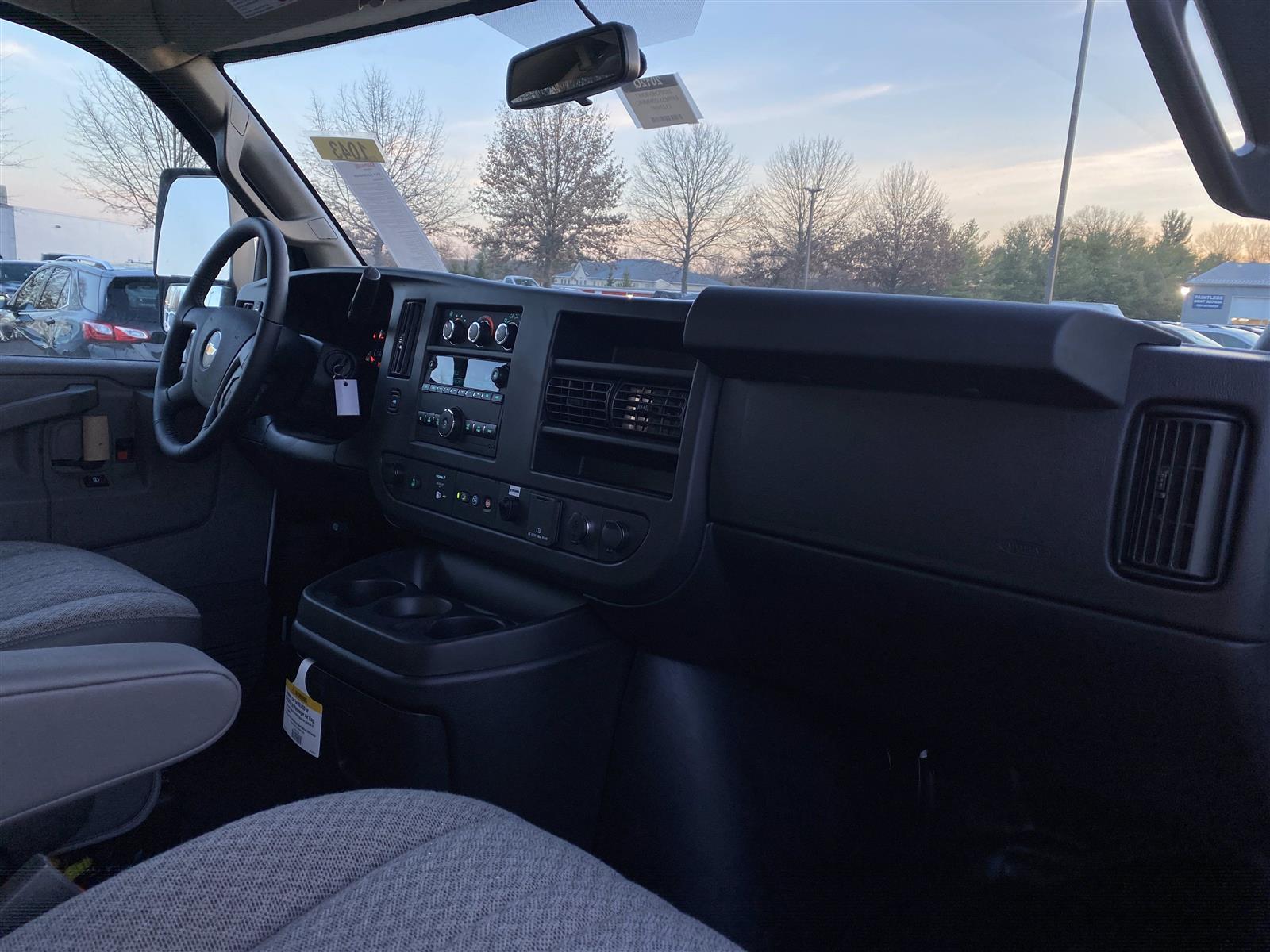 2020 Chevrolet Express 3500 4x2, Knapheide KUV Service Utility Van #2012Q - photo 13