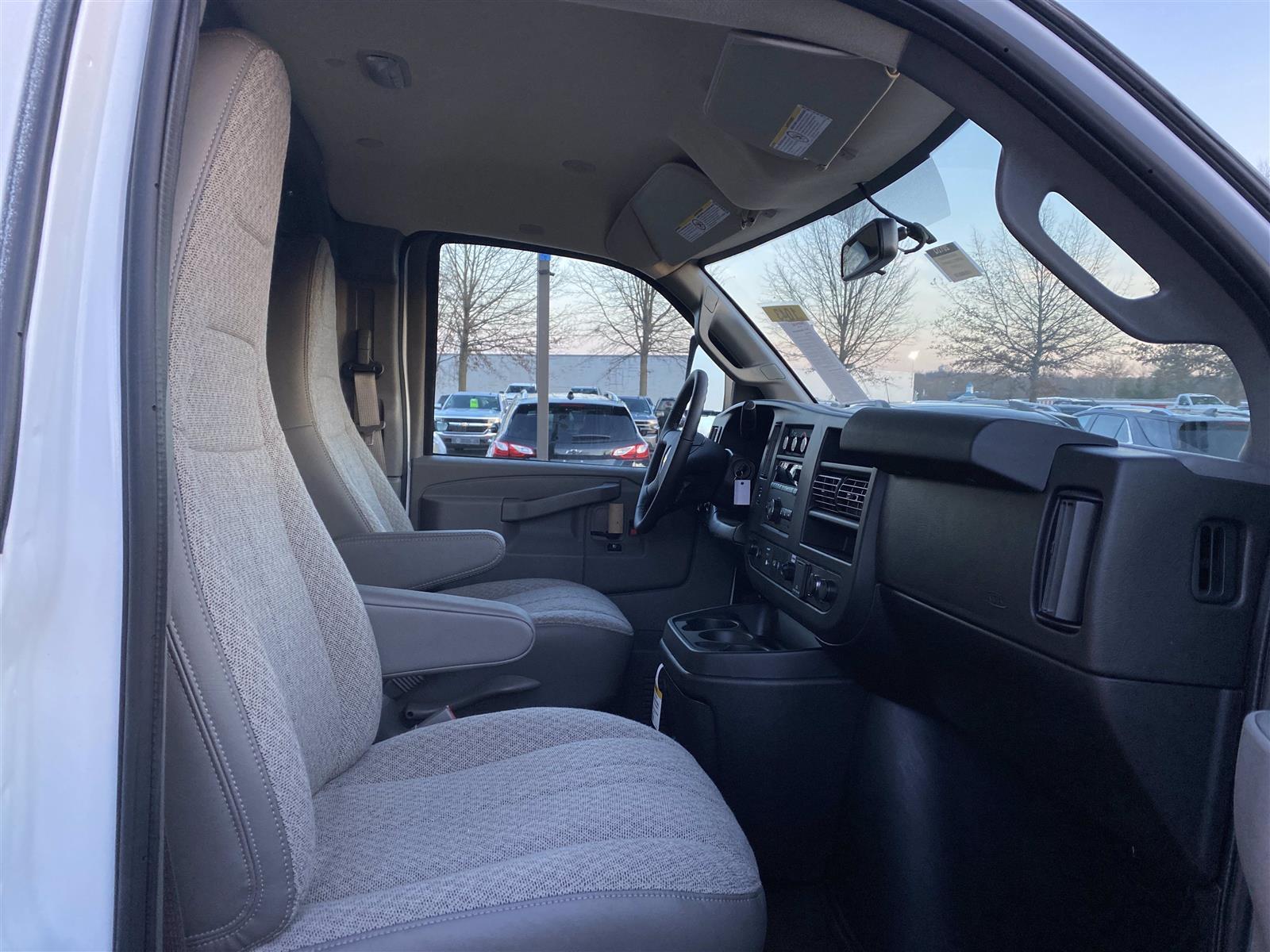 2020 Chevrolet Express 3500 4x2, Knapheide KUV Service Utility Van #2012Q - photo 14