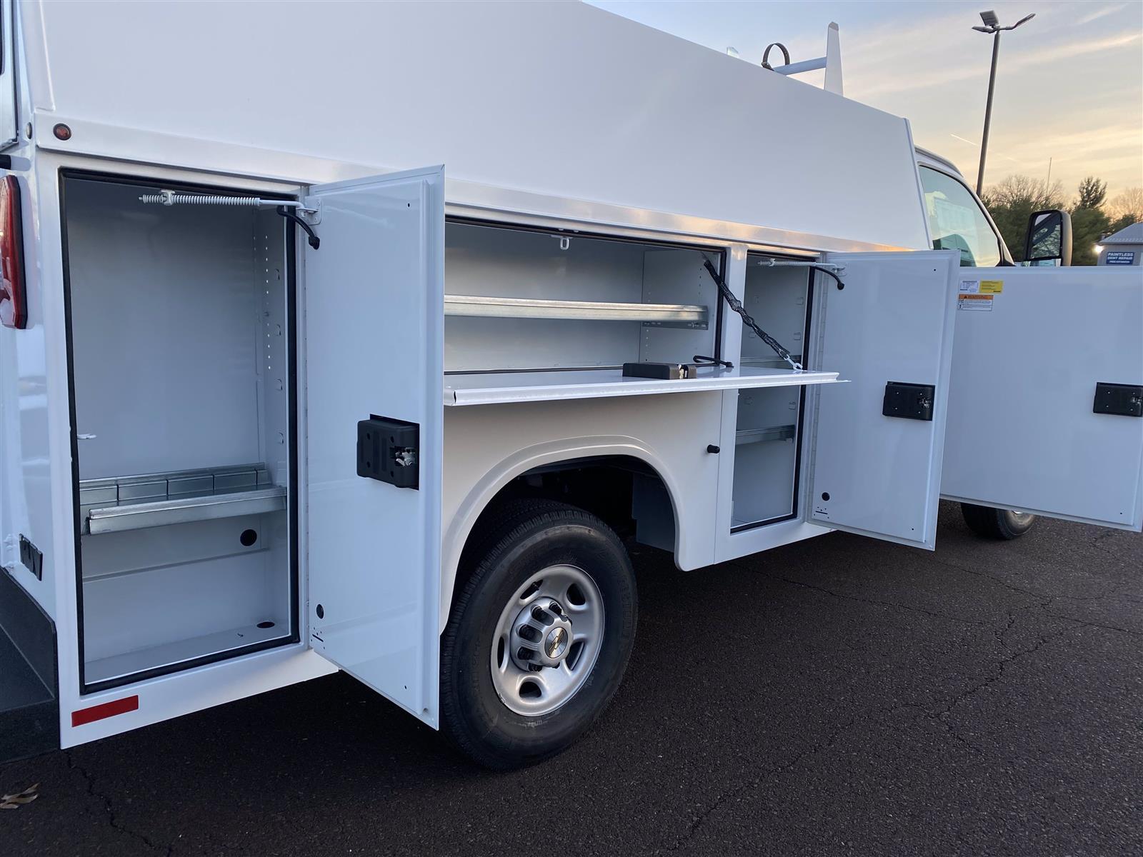2020 Chevrolet Express 3500 4x2, Knapheide KUV Service Utility Van #2012Q - photo 5