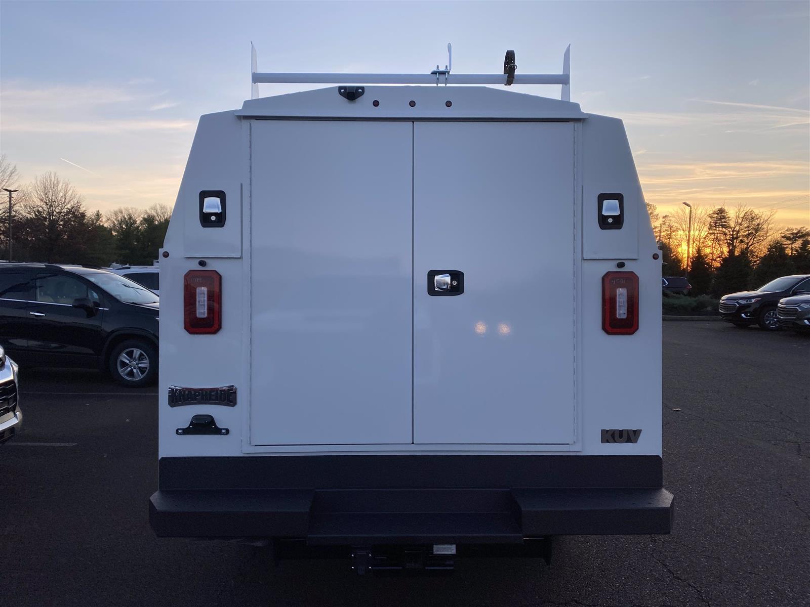2020 Chevrolet Express 3500 4x2, Knapheide KUV Service Utility Van #2012Q - photo 6