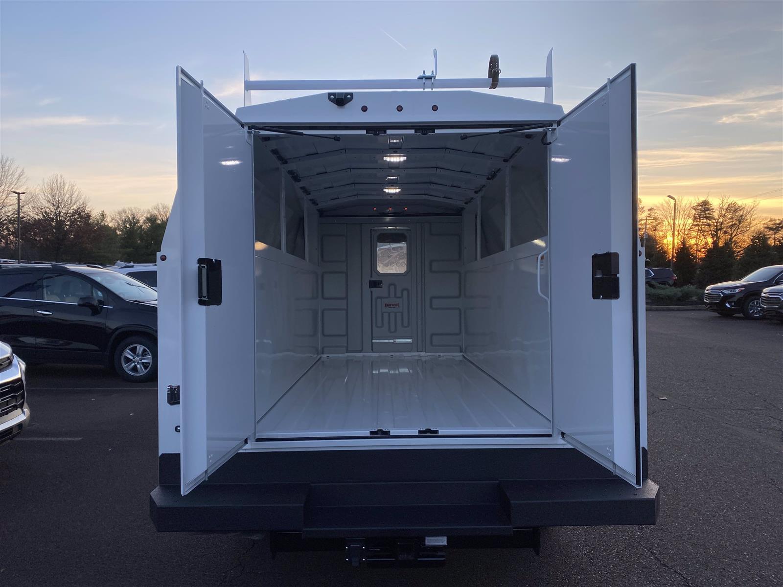 2020 Chevrolet Express 3500 4x2, Knapheide KUV Service Utility Van #2012Q - photo 8