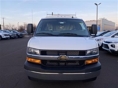2020 Chevrolet Express 3500 4x2, Knapheide KUV Service Utility Van #2012Q - photo 2