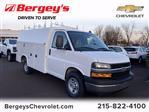 2020 Chevrolet Express 3500 4x2, Knapheide KUV Service Utility Van #2012Q - photo 1