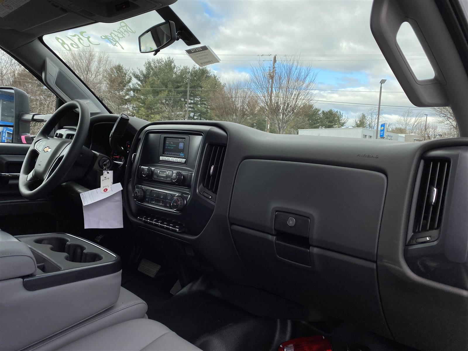 2020 Chevrolet Silverado 5500 Regular Cab DRW 4x4, Switch N Go Drop Box Hooklift Body #2021Q - photo 11