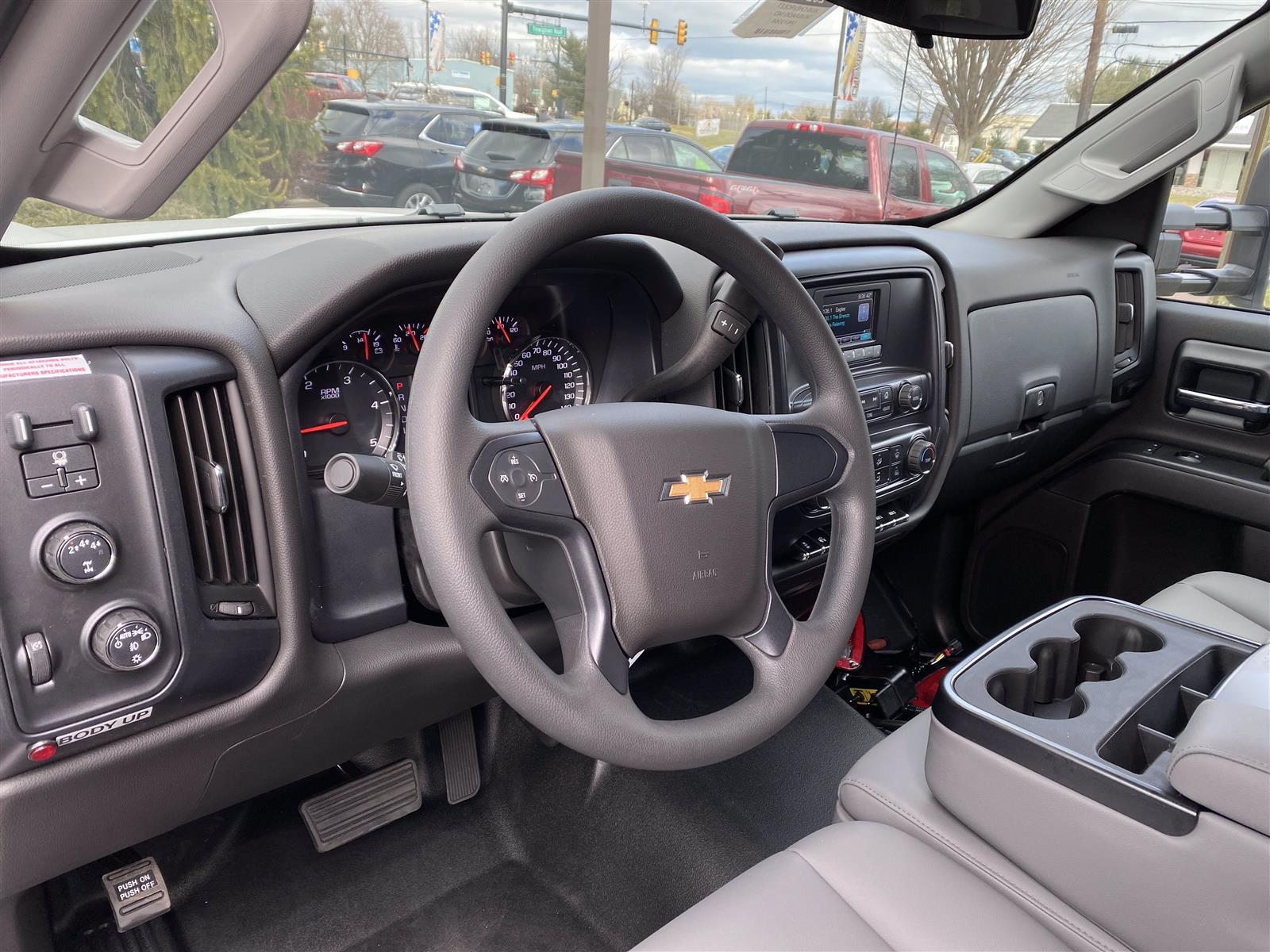 2020 Chevrolet Silverado 5500 Regular Cab DRW 4x4, Switch N Go Drop Box Hooklift Body #2021Q - photo 8