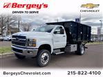 2020 Chevrolet Silverado 5500 Regular Cab DRW 4x4, Switch N Go Drop Box Hooklift Body #2021Q - photo 1
