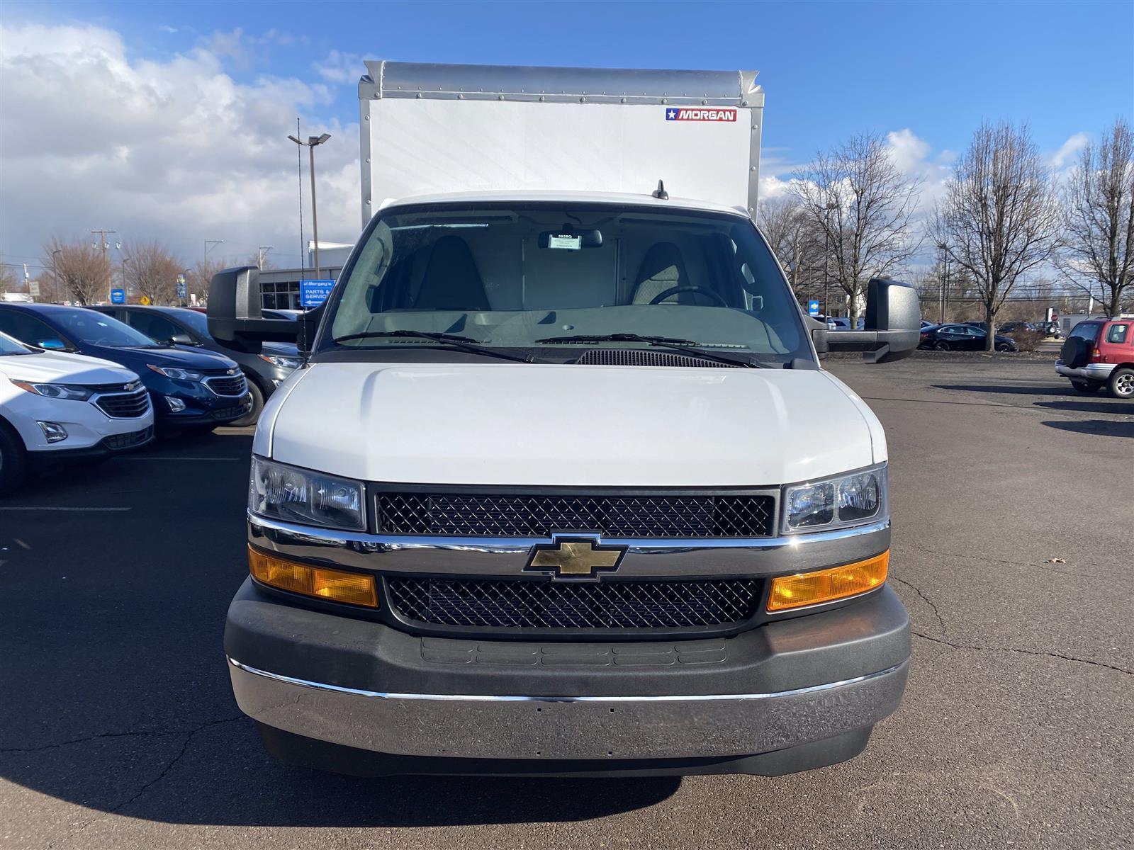 2020 Chevrolet Express 3500 4x2, Cutaway Van #2028Q - photo 3