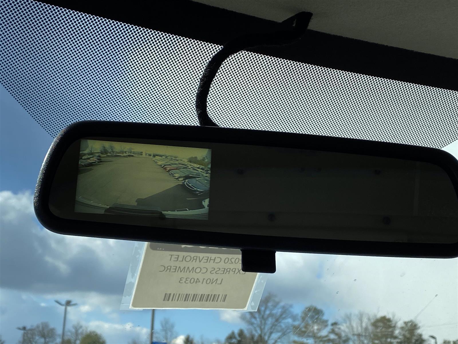 2020 Chevrolet Express 3500 4x2, Cutaway Van #2028Q - photo 8