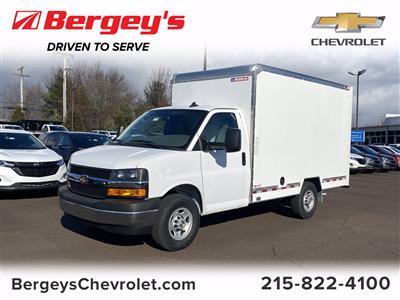 2020 Chevrolet Express 3500 4x2, Cutaway Van #2028Q - photo 1