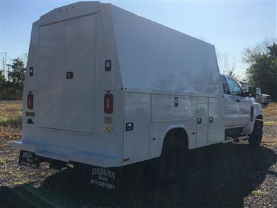 2019 Chevrolet Silverado 5500 Crew Cab DRW 4x2, Knapheide KUVcc Service Body #2127P - photo 11