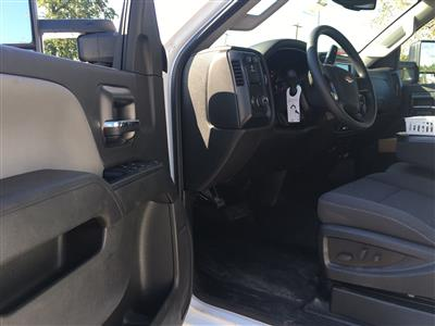 2019 Chevrolet Silverado 5500 Crew Cab DRW 4x2, Knapheide KUVcc Service Body #2127P - photo 4