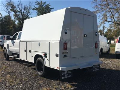 2019 Chevrolet Silverado 5500 Crew Cab DRW 4x2, Knapheide KUVcc Service Body #2127P - photo 2