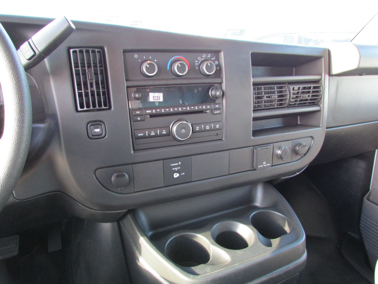 New 2017 chevrolet express 3500 cutaway van for sale in colmar pa 2017 express 3500 unicell aerocell cw cutaway van 8334m photo 9 sciox Gallery