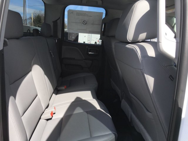 2018 Silverado 2500 Double Cab, Reading SL Service Body #9908N - photo 14