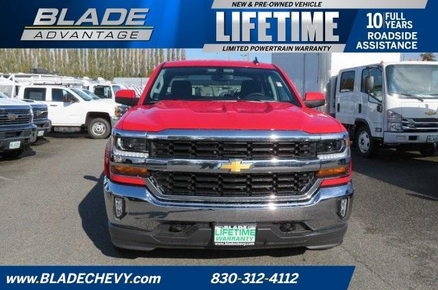 2018 Silverado 1500 Crew Cab 4x4, Pickup #10035 - photo 25