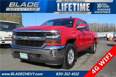 2018 Silverado 1500 Crew Cab 4x4, Pickup #10035 - photo 3