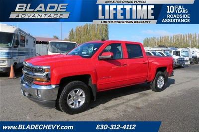 2018 Silverado 1500 Crew Cab 4x4, Pickup #10035 - photo 1