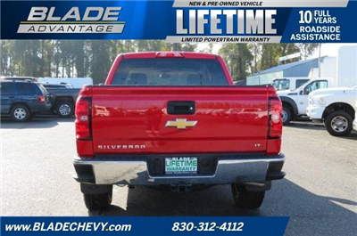 2018 Silverado 1500 Crew Cab 4x4, Pickup #10035 - photo 20