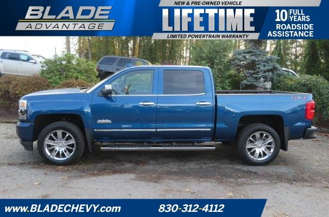 2018 Silverado 1500 Crew Cab 4x4, Pickup #10041 - photo 7