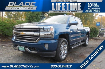 2018 Silverado 1500 Crew Cab 4x4, Pickup #10041 - photo 1