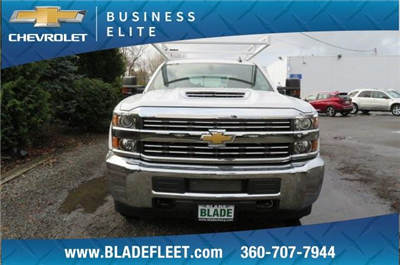 2018 Silverado 2500 Crew Cab, Harbor TradeMaster Service Body #10146 - photo 7