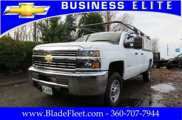 2017 Silverado 2500 Double Cab, Pickup #10161 - photo 1