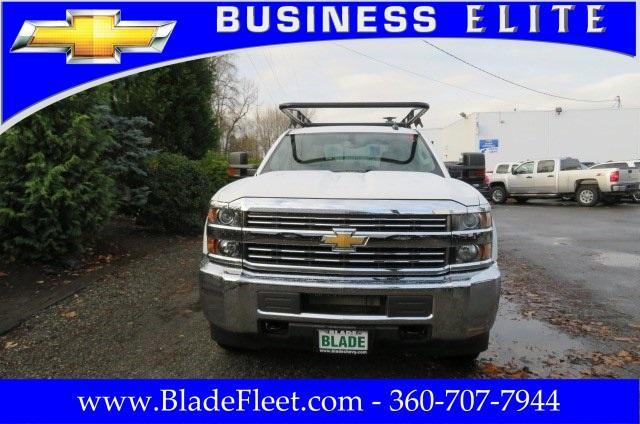 2017 Silverado 2500 Double Cab, Pickup #10161 - photo 3