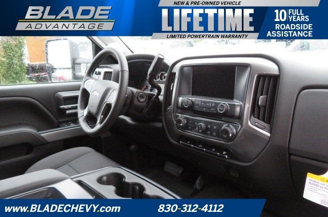 2018 Silverado 2500 Crew Cab 4x4, Pickup #10287 - photo 22