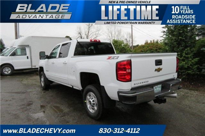 2018 Silverado 2500 Crew Cab 4x4, Pickup #10287 - photo 2