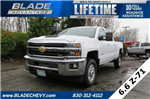 2018 Silverado 2500 Crew Cab 4x4, Pickup #10287 - photo 1