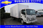2017 Low Cab Forward Regular Cab, Morgan NexGen Dry Freight #10289 - photo 3