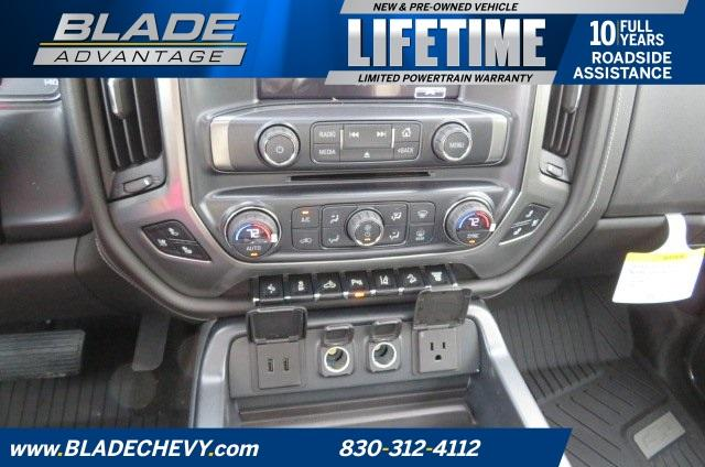 2018 Silverado 3500 Crew Cab 4x4,  Pickup #10310 - photo 10