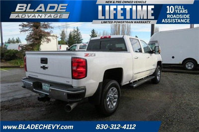 2018 Silverado 3500 Crew Cab 4x4,  Pickup #10310 - photo 26
