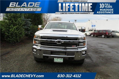 2018 Silverado 3500 Crew Cab 4x4,  Pickup #10310 - photo 29