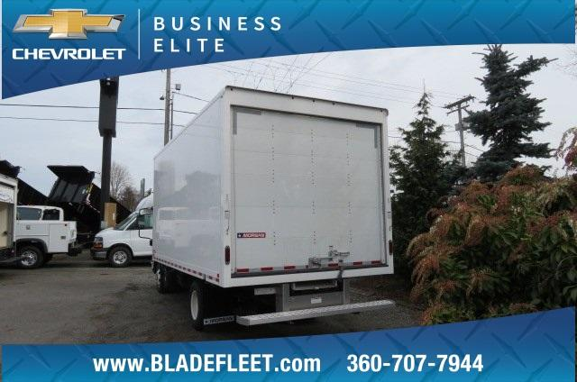 2016 LCF 3500HD Regular Cab 4x2,  Morgan NexGen Insulated Dry Freight #10311 - photo 2