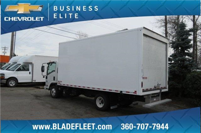 2016 LCF 3500HD Regular Cab 4x2,  Morgan NexGen Insulated Dry Freight #10311 - photo 4